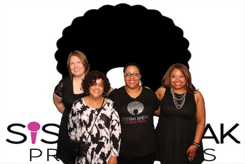 The Sistahs at 2016 Reunion