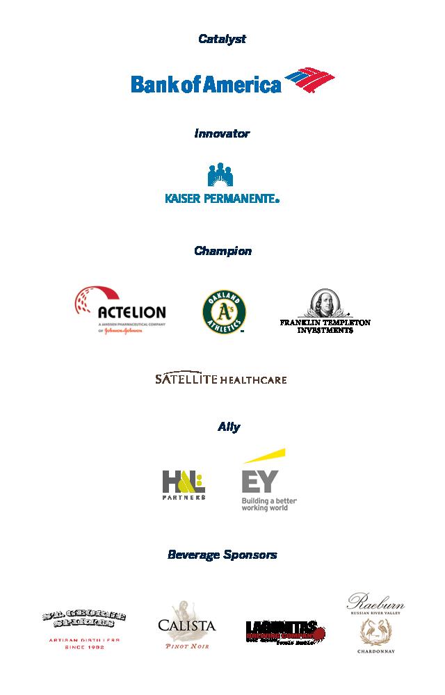 List of corporate sponsors for Ziggurat 2019