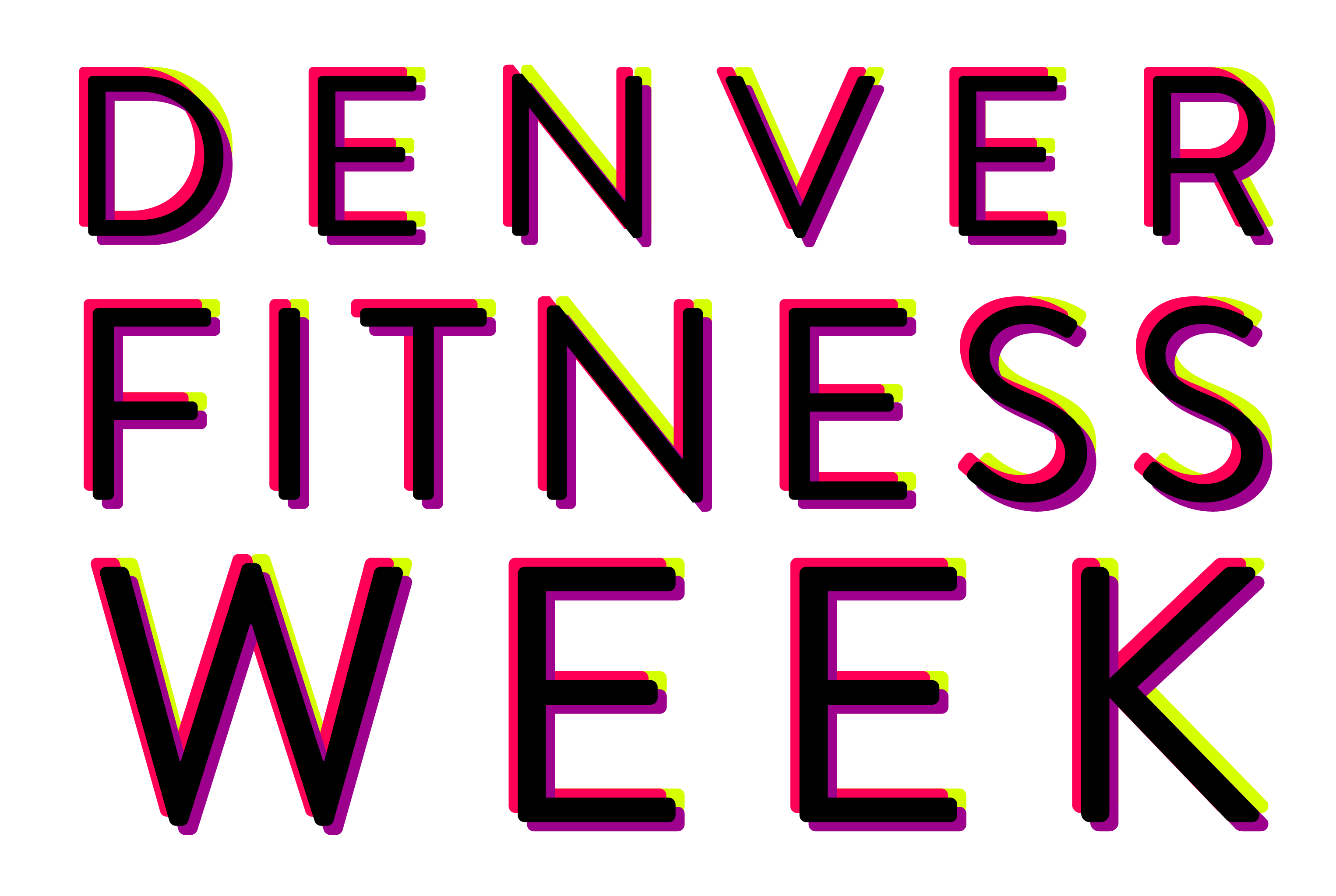 Denver Fitness Week
