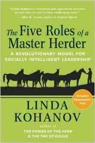 Book The Five Roles of a Master Herder by Linda Kohanov