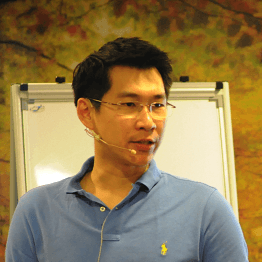 Patric Chan, best-selling author & world-class marketer