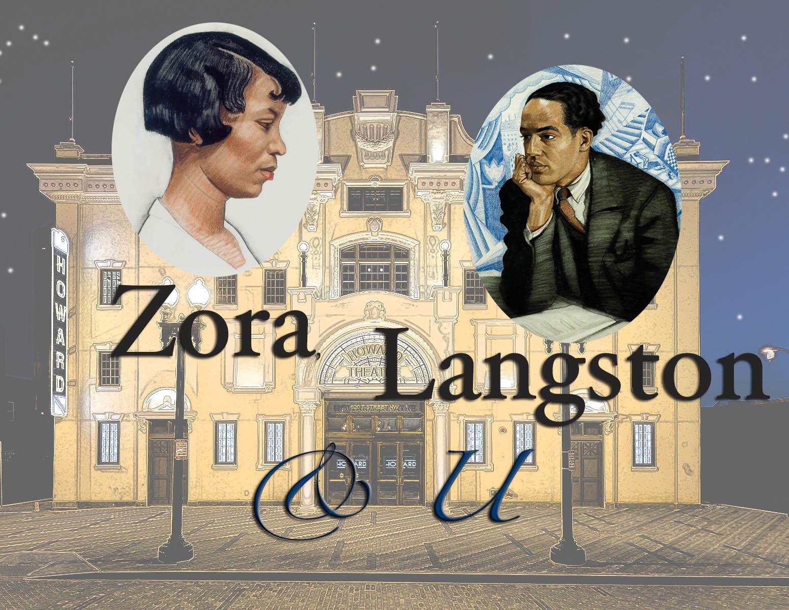 ZoraLangstonU logo