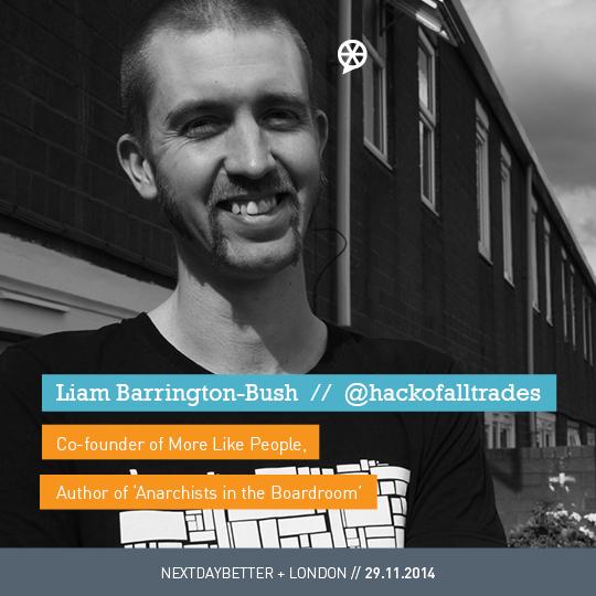 Liam Barrington-Bush