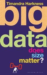 Big Data book cover image