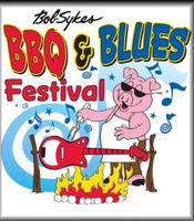 4th Annual Bob Sykes BBQ and Blues Festival- June 1, 2013
