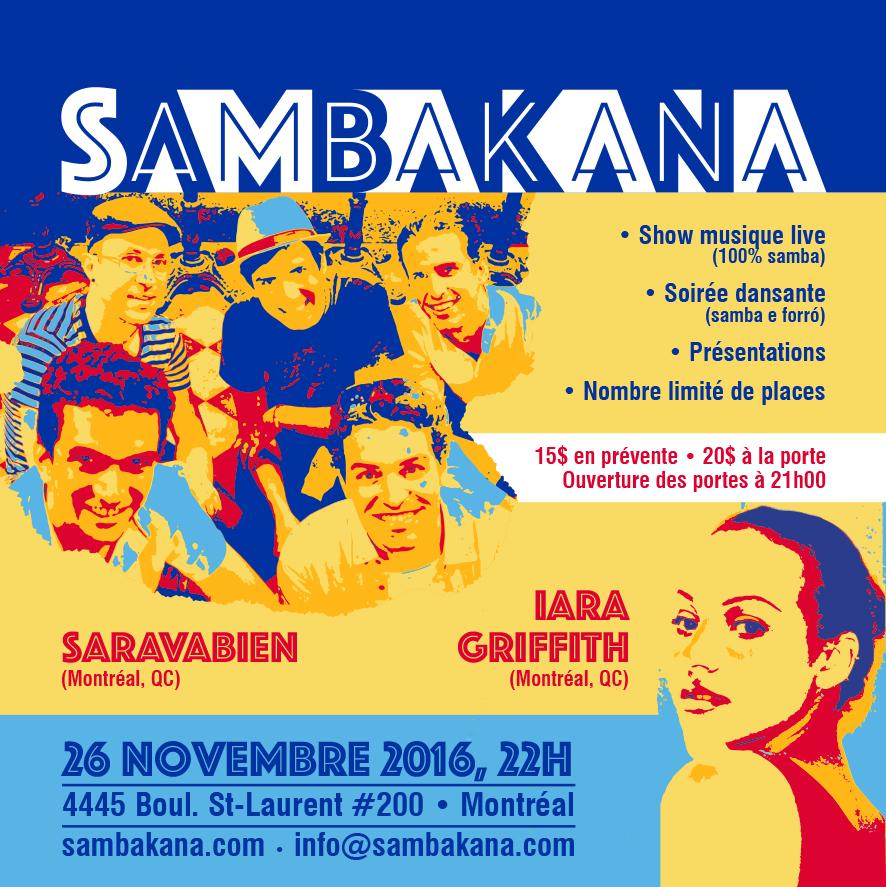 SAMBAKANA - SHOW 2016
