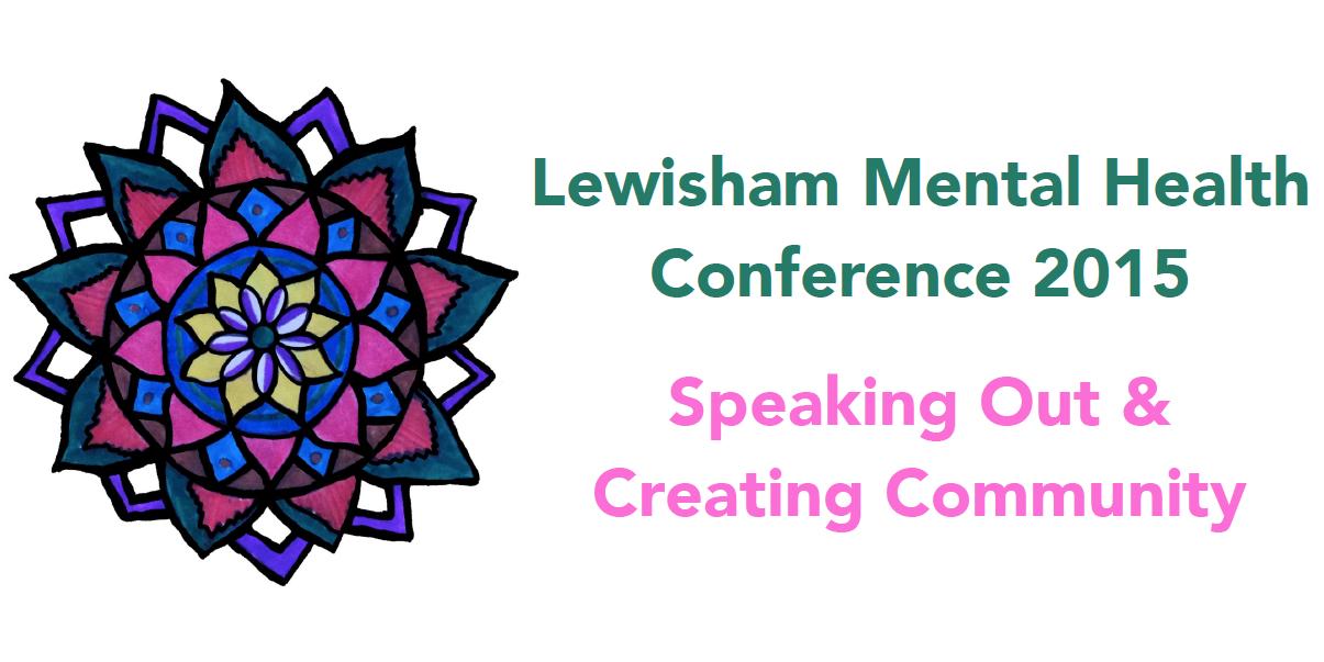 Lewisham Mental Health Conference logo