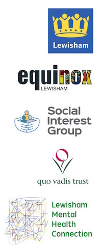 Lewisham Mental Health Conference 2015 - sponsors and supporters