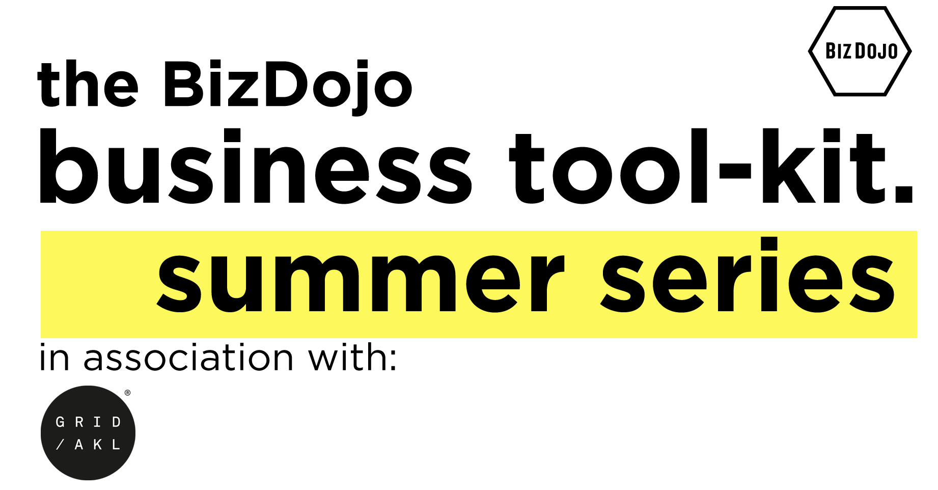 BizDojo Summer Series