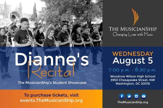 Dianne's Recital Flyer 2015