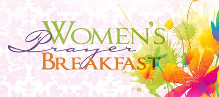 2012 Woman's Prayer Breakfast