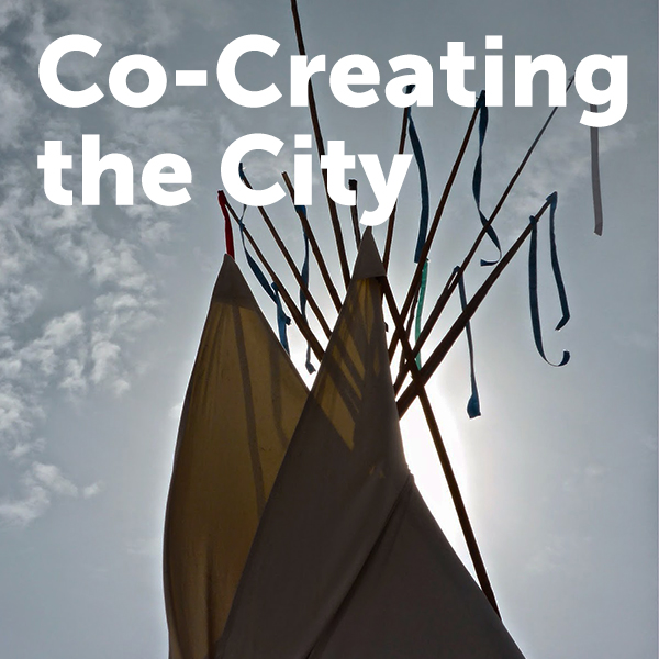 Co-Creating the City banner
