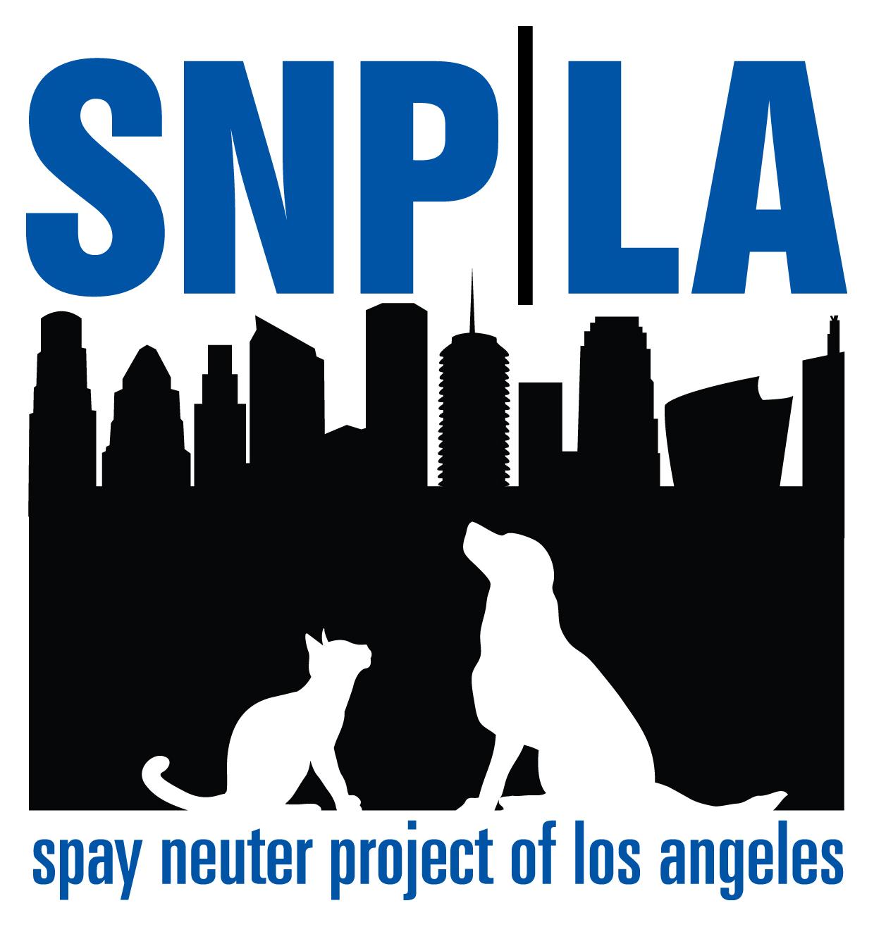 SNP|LA Logo