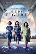 Poster for the film Hidden Figures