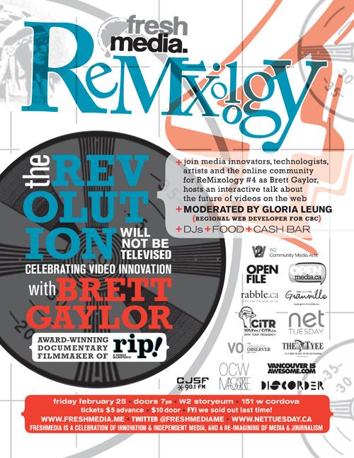 Remixology4_Video+Web