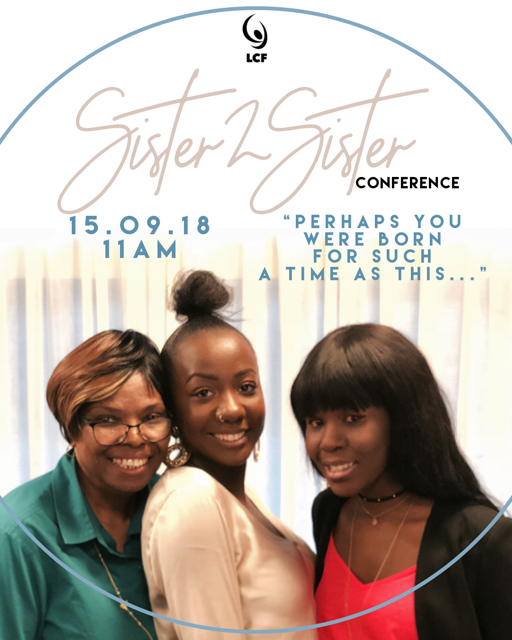 S2S Conference flyer FRONT