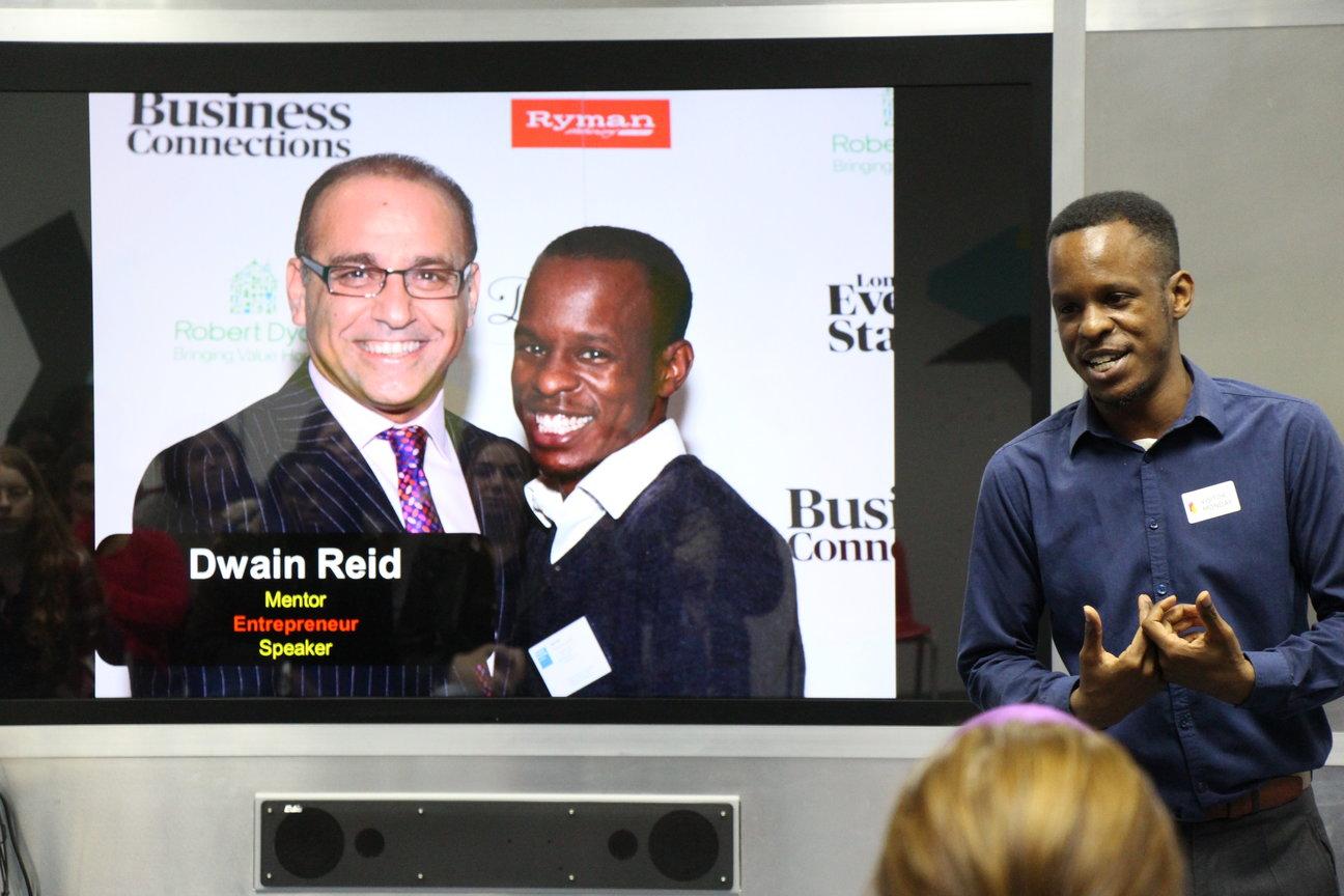 Start Up Business Bootcamp Dwain Reid