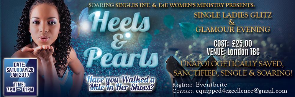 Heels & Pearls