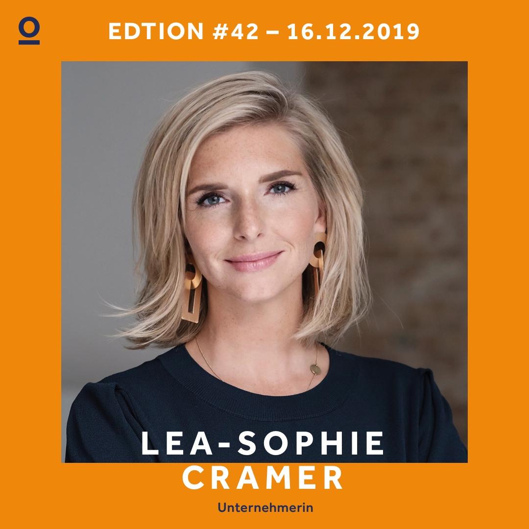Lea-Sophie Cramer Role Models #42