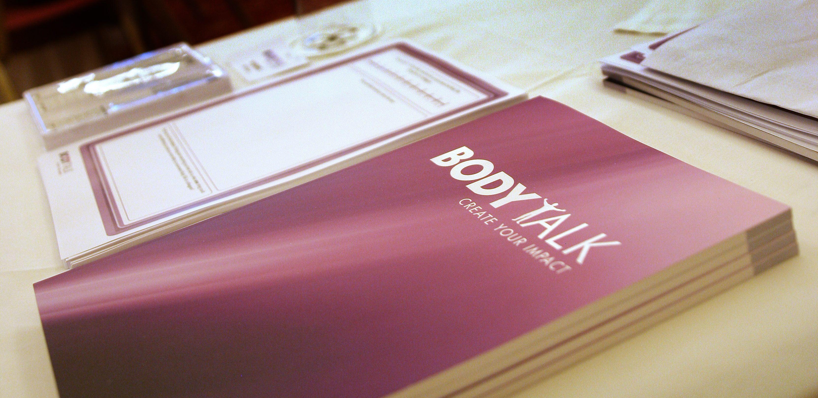 Bodytalk free master-class book