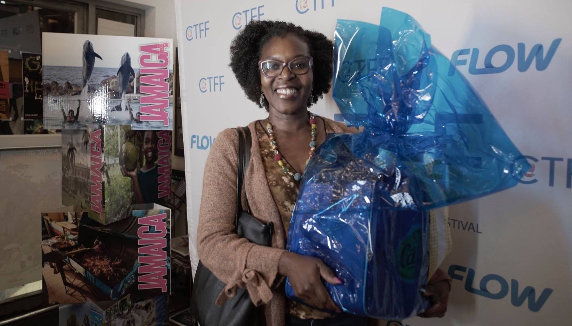 CTFF award winner