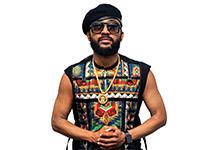 Musician Machel Montano