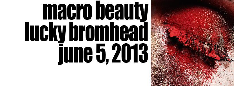 Macro beauty logo