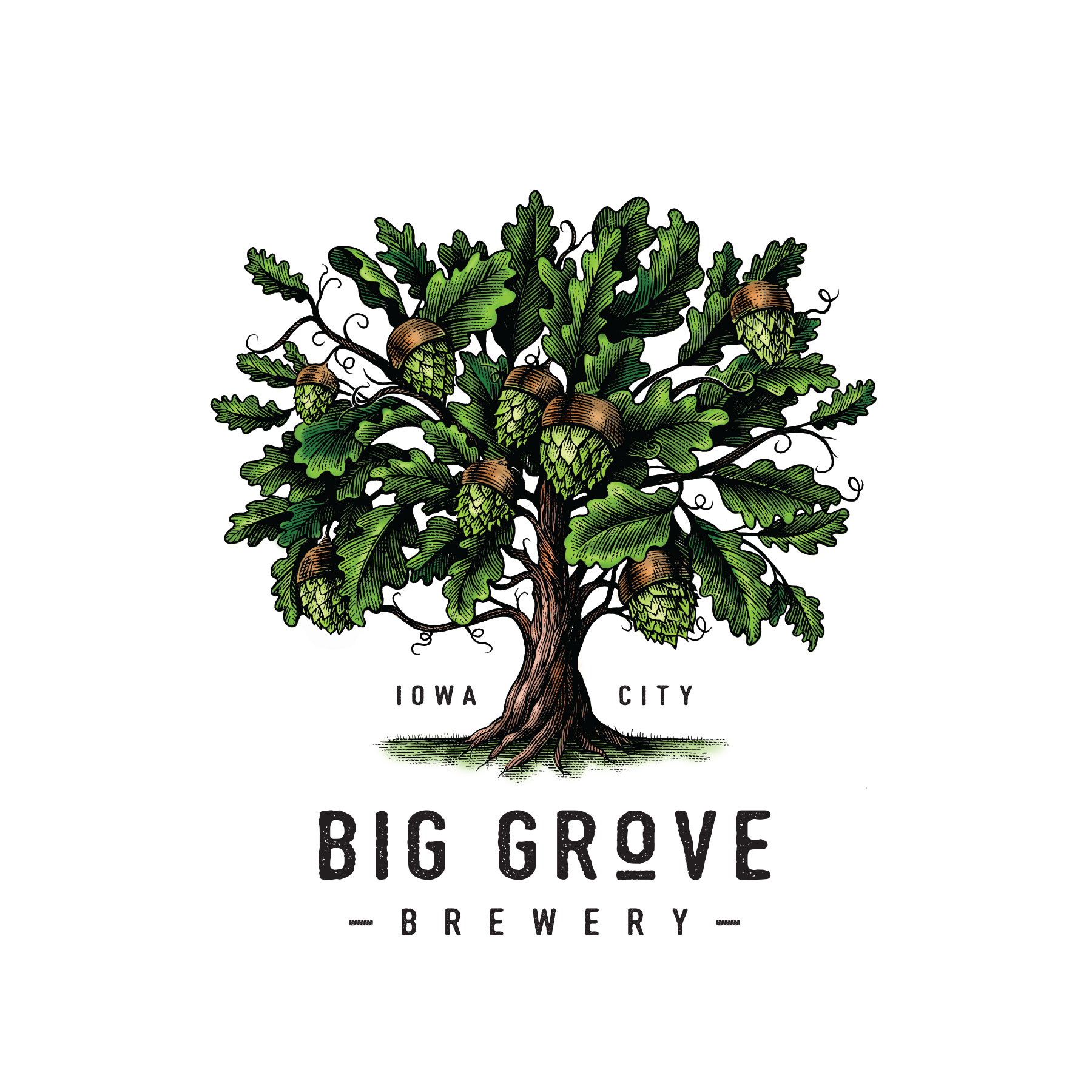 Big Grove Brewery in Iowa City is hosting the Post Ride Fiesta serving up a beer and local food pairing.