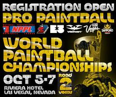 The NPPL World Paintball Championships October 5-7th 2012...
