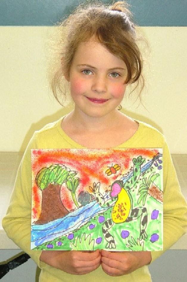 KidzArt -- Emma, Age 6