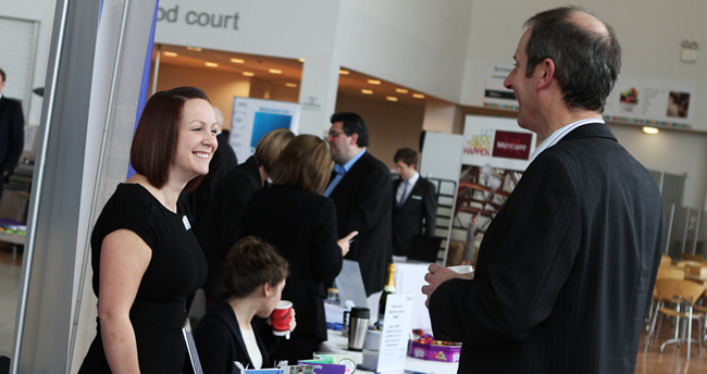 DL Business Expo 2014 - 1st May - Northern Echo Arena