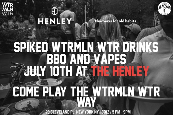 The Henley BBQ