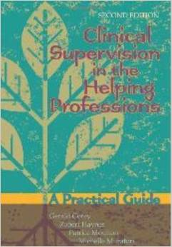 Book Cover of Clinical Supervision in the Helping Professions