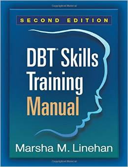 DBT Skills Training Manual Text Image