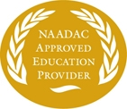 NAADAC Approved Education Provider Logo
