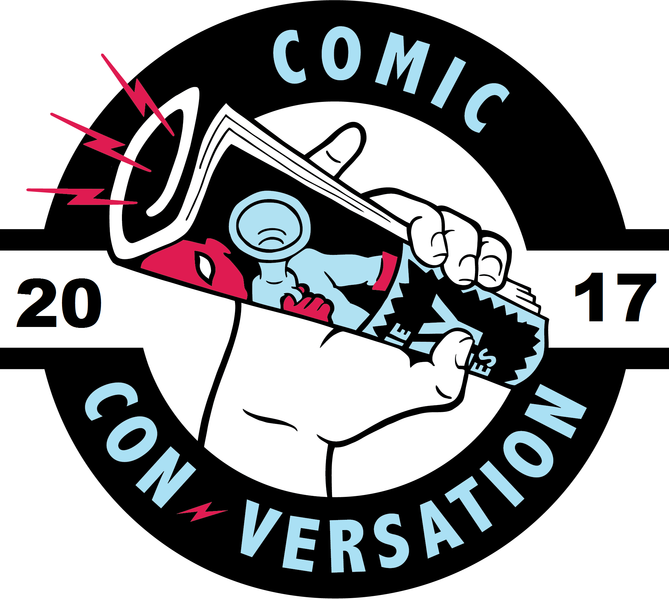Comic Conversation 2017 logo