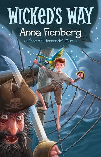 Book cover of 'Wicked's Way' by Anna Fienberg