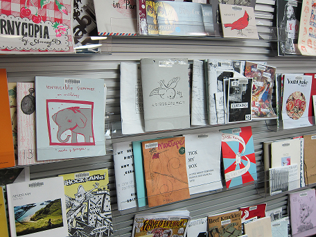 Manly Library Zine Collection