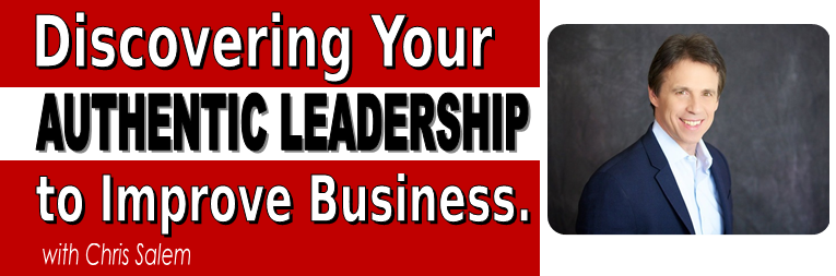 discovering your authentic leadership pdf
