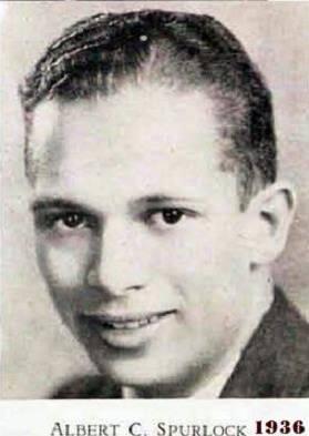 A young Albert Spurlock