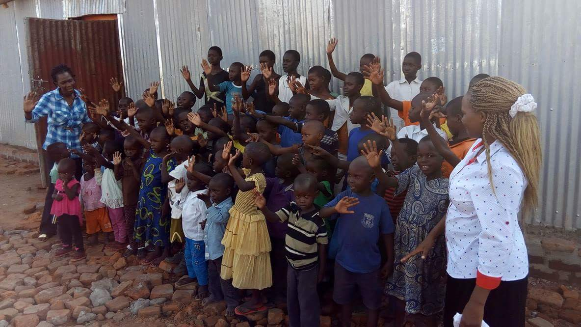 school for Lira children