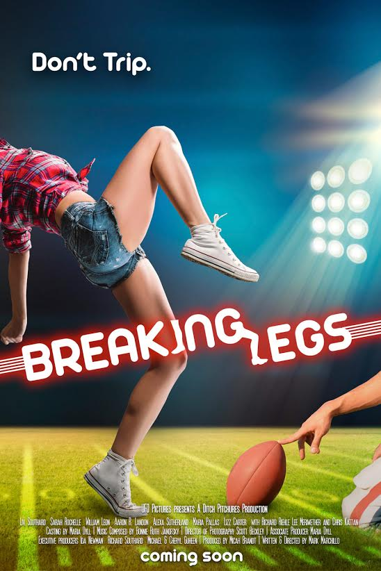 Breaking Legs Pre-Release Poster