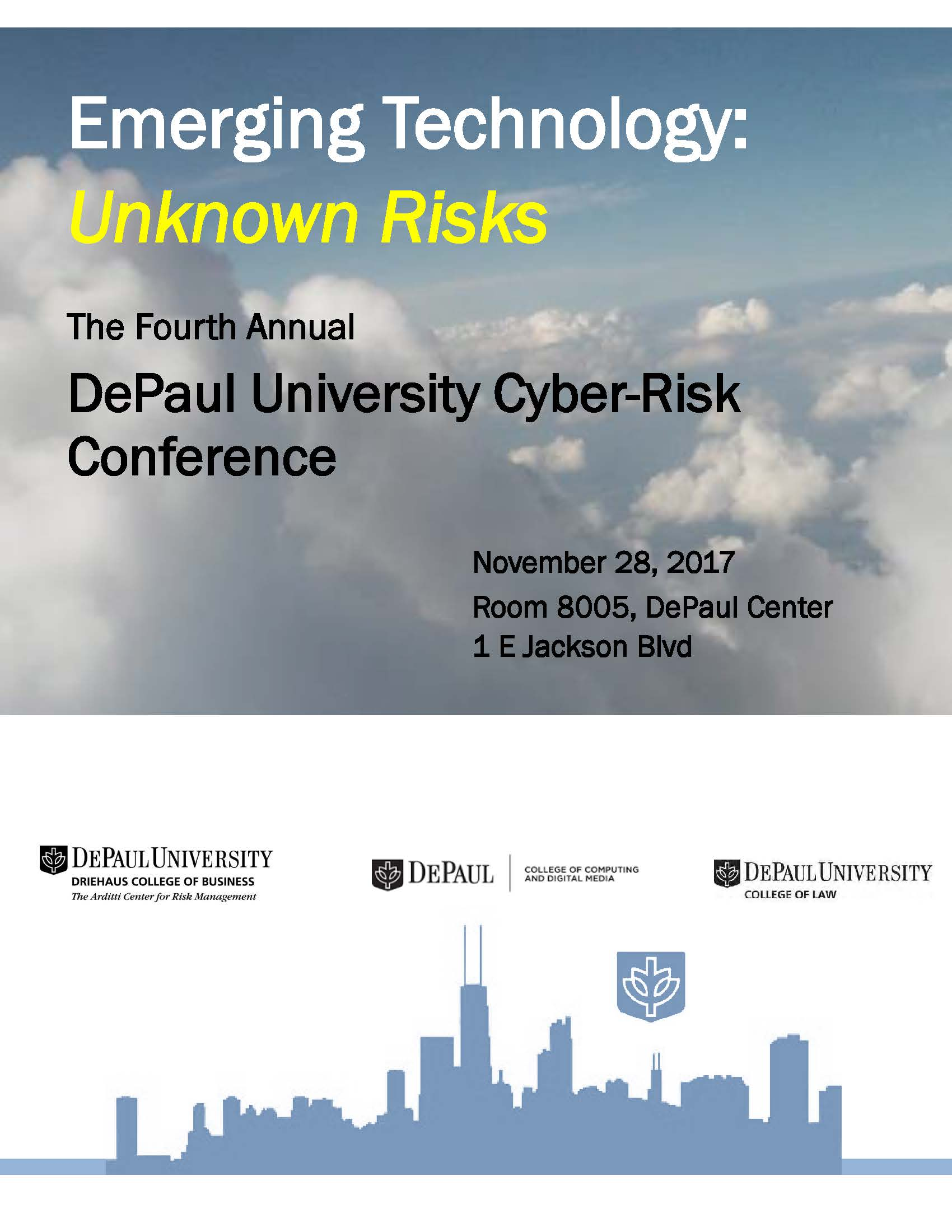Cyber Risk Conference Cover Image