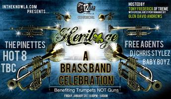 "InthekNOwla.com Presents ""Heritage: A Brass Band..."