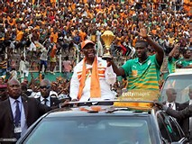 Ivory Coast Champions