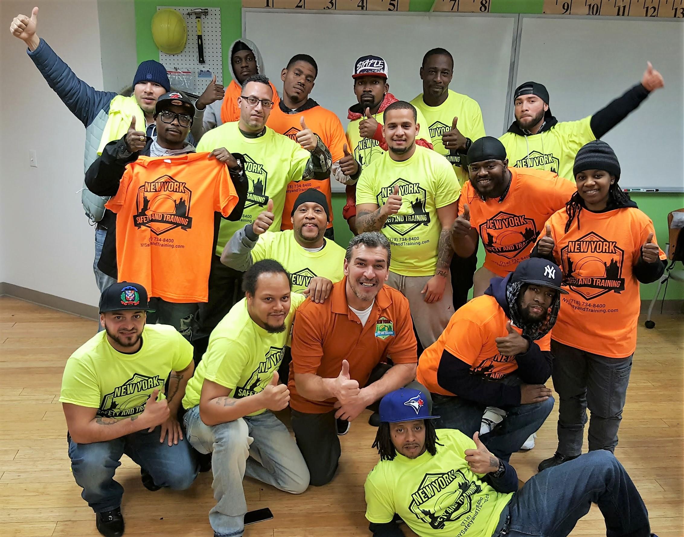 Bronx Flagger class