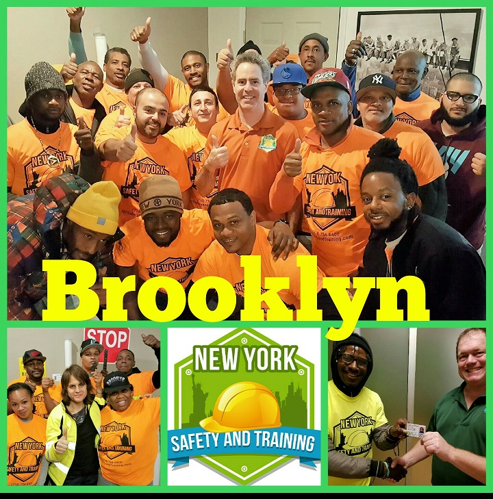 Brooklyn Scaffold class