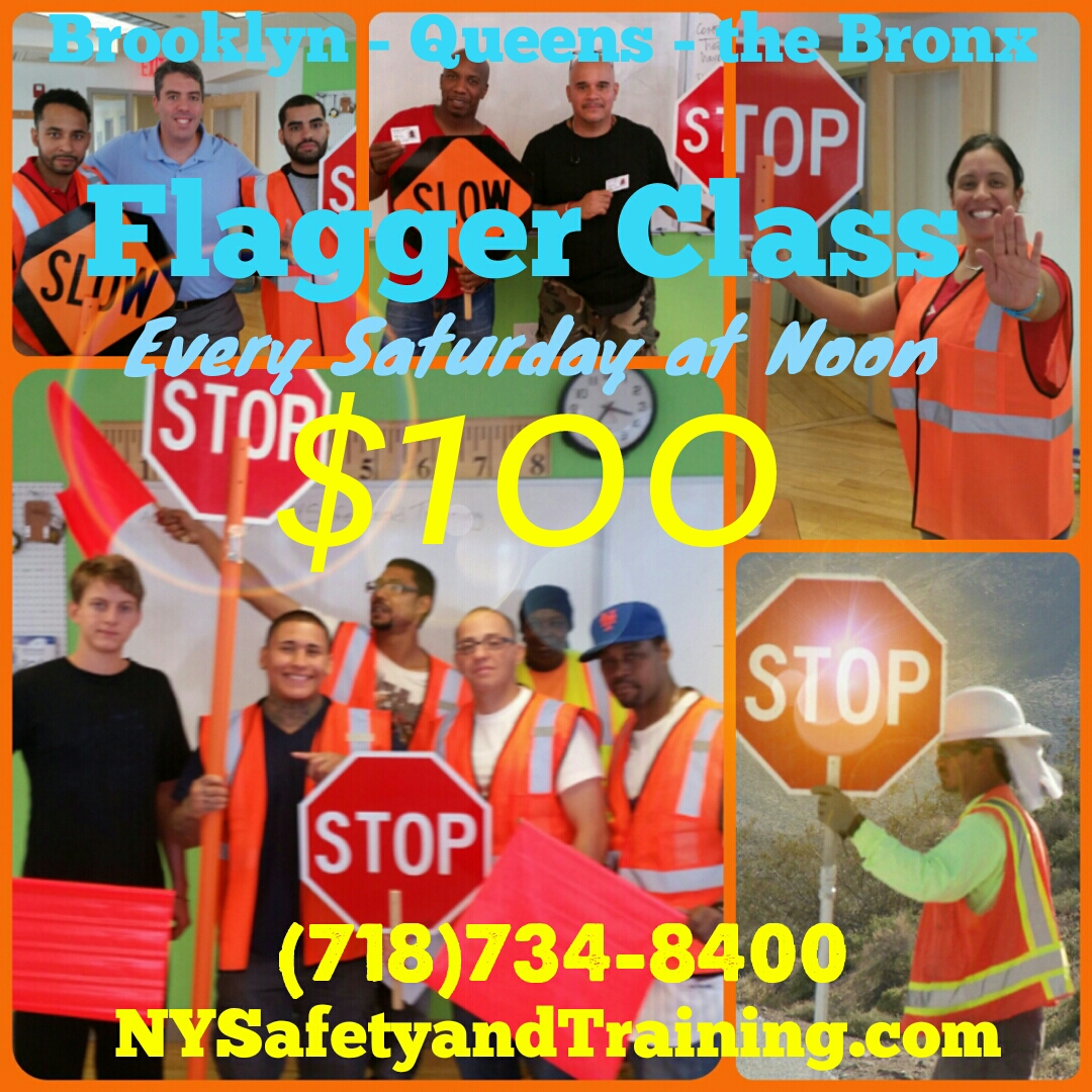 Brooklyn Flagger Class