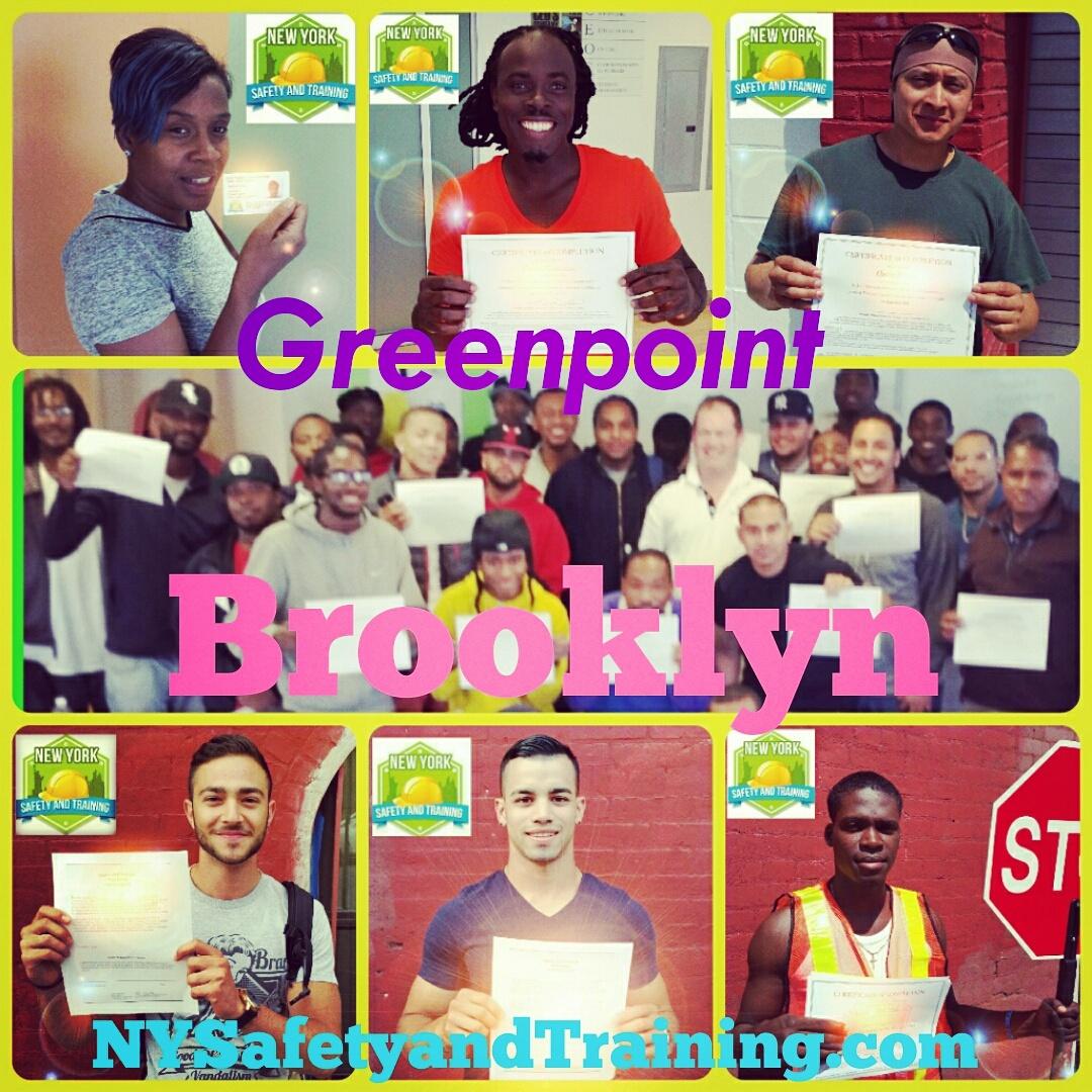Brooklyn OSHA 10