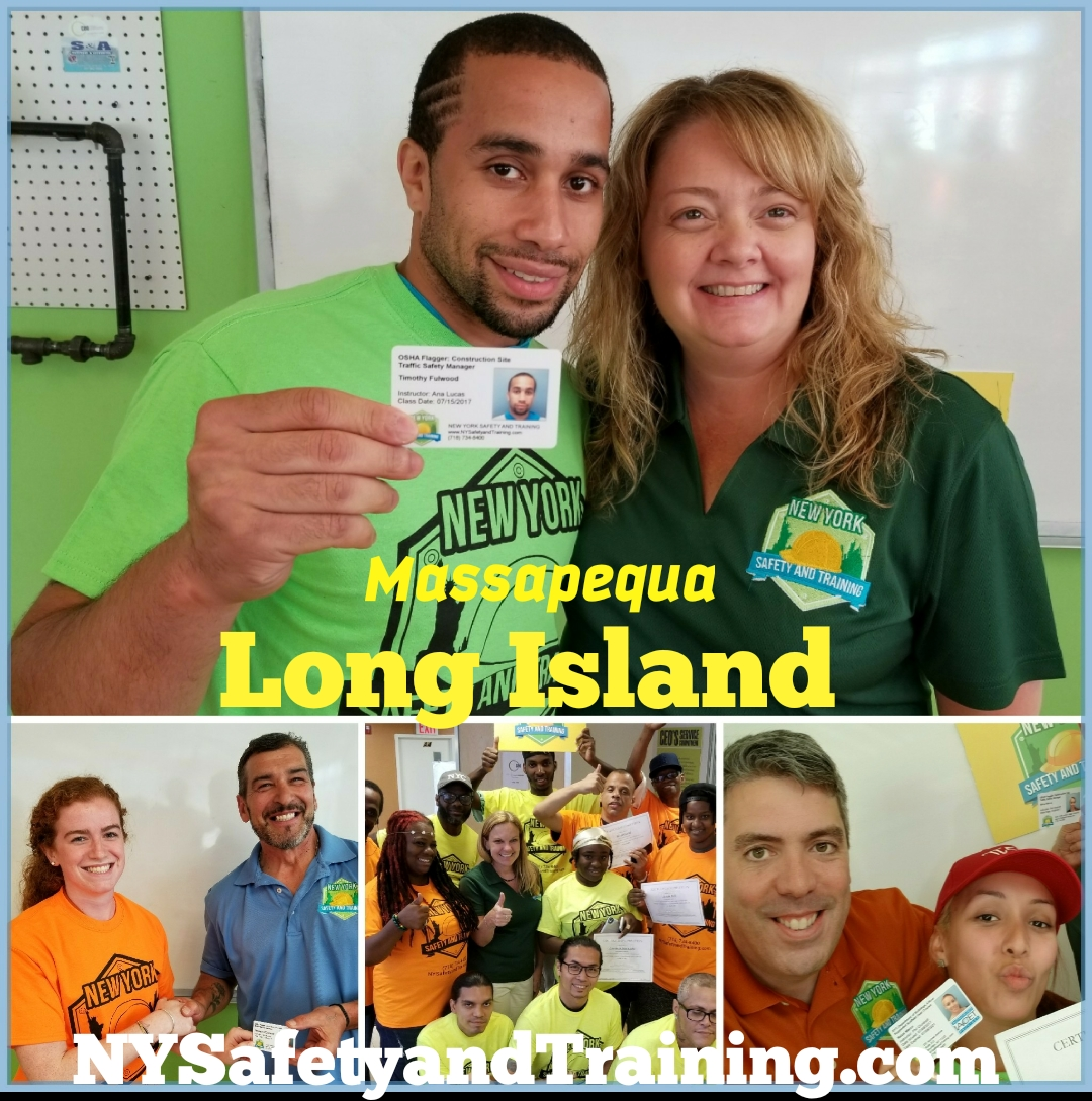 Long Island OSHA 10 class